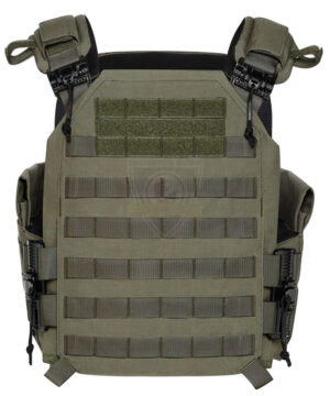 Plate carrier OD green