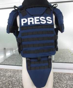 tactical ballistic vest with full accessories