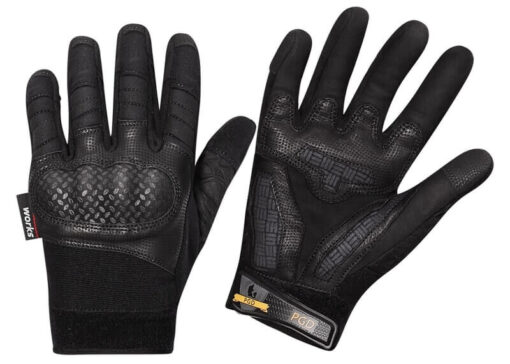 cut resistant gloves with knuckle